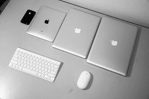 example: apple products